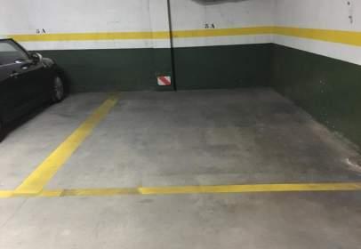 Garage in calle Torres I Bages