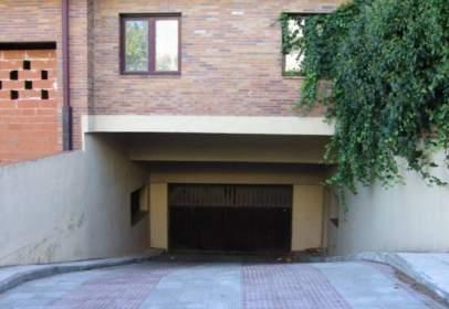 Garaje en calle Aniceto Marinas