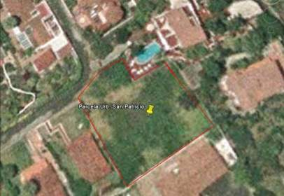 Land in Urbanización San Patricio, nº S/N