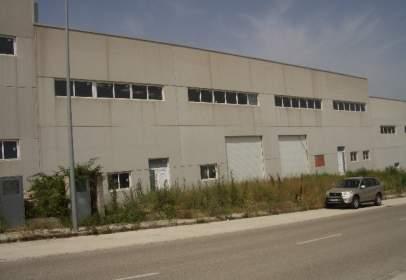 Nave industrial en Carrer Comarca De La Marina