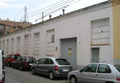 Industrial building in Carrer de Sant Ferran, near Carrer d' Ausiàs March