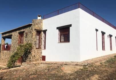 Finca rústica en Polígono Polígono 80 Parcela 138 Monteagut. Torre de Juan A, nº 138