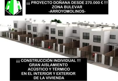 Xalet a calle calle Huelva, nº 5