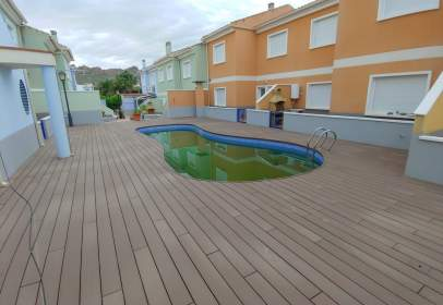 Terraced house in calle de Santander, nº 1