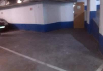 Garaje en calle Egaña
