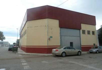 Nau industrial a calle Maulets-Minat