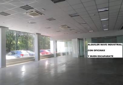 Industrial building in Polígono Ugaldeguren III (Torrelarragoiti)
