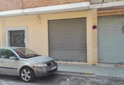 Local comercial en calle Guitarrista Tarrega, nº 16