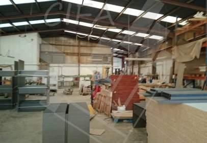 Nave industrial en Boverals-Saldonar