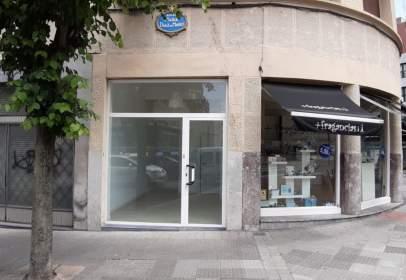 Local comercial a calle María Díaz de Haro, prop de Autonomia Kalea