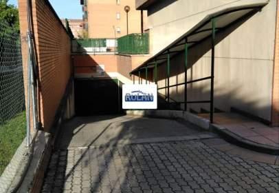 Garage in calle Pedregales