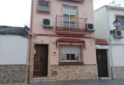 Casa a calle Olivos