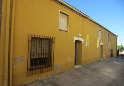 House in calle Redonda