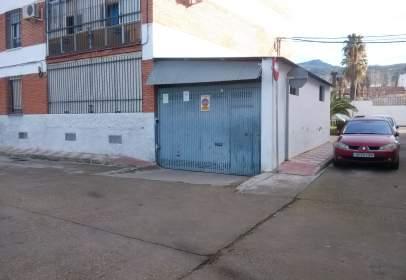 Garatge a calle de Huelva