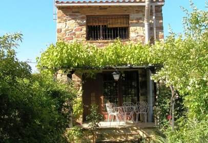 Xalet a Villavieja del Lozoya