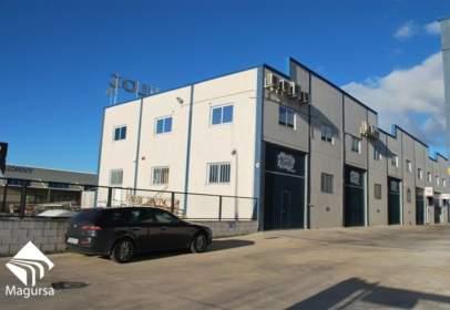 Industrial Warehouse in El Casar
