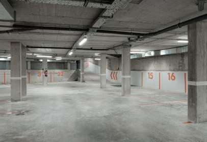 Garatge a Carrer de Tirso de Molina, nº 8