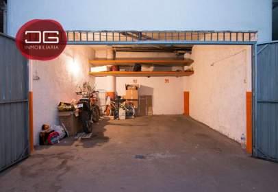 Garage in calle Afan de Ribera