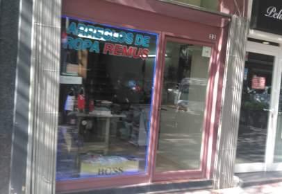 Commercial space in calle de Santa Hortensia