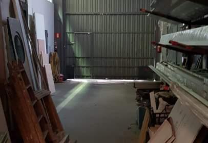 Nau industrial a Európolis-Montecillo-Navalcarbón
