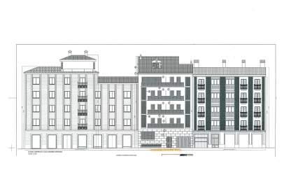 Land in calle Eduardo Marquina, nº 21