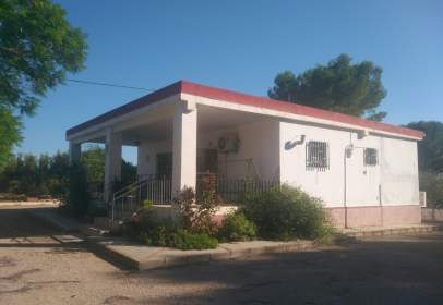 Chalet en calle Partida Villalba