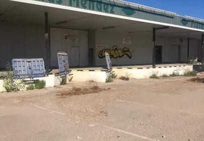 Nau comercial a Poblado Cañada Gallego