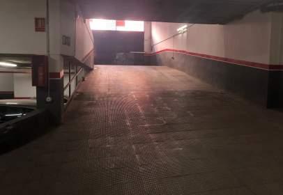 Garaje en calle de los Maristas