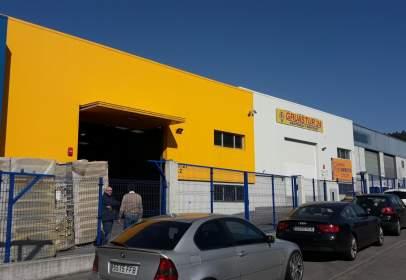 Nau industrial a Tabaza