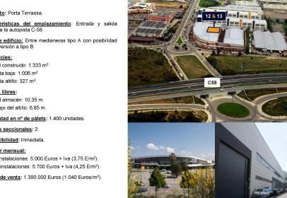 Nave industrial en Carrer del Llobregat, nº 1