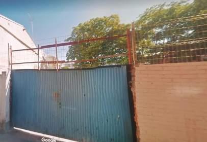 Land in calle de la Jabonería