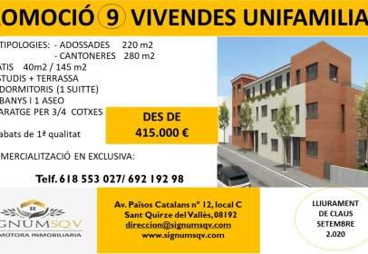 Casa en calle Catalunya