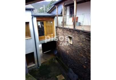 Casa rústica en Somoza (A Rúa)