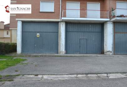 Garage in calle de Santa Marina