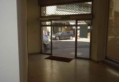 Local comercial en Avenida de Gregorio Ruiz