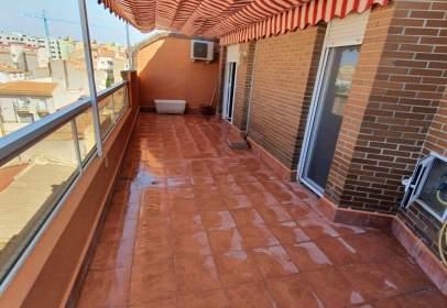Duplex in calle de la Virgen del Pilar