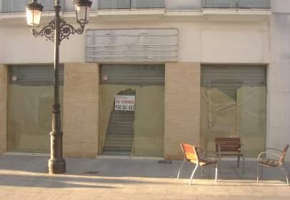 Local comercial en calle de la Plaza, nº sn