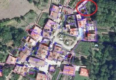 Land in Avenida de San Antón, nº 10