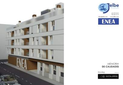 Flat in calle Ponent, nº 2