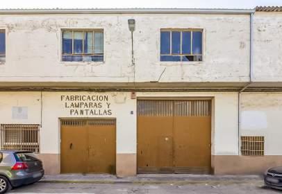 Industrial building in Carrer de Sierpes, 11