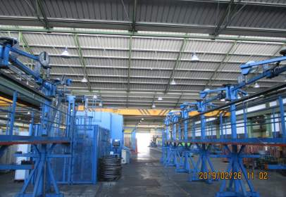 Nave industrial en Polígono Industrial