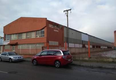 Nave industrial en calle Pilar Miro