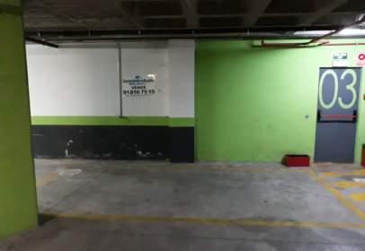 Garage in Parque Ondarreta-Urtinsa