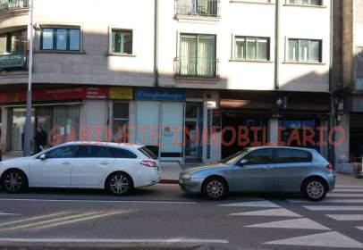 Local comercial en calle Eduardo Pondal
