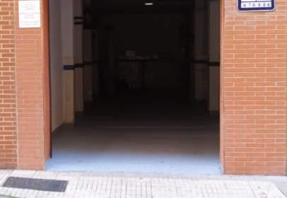 Nau comercial a calle de Santiago