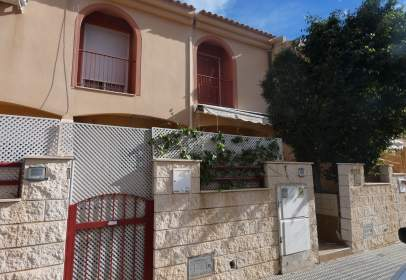 Terraced house in calle del Cabo Ras