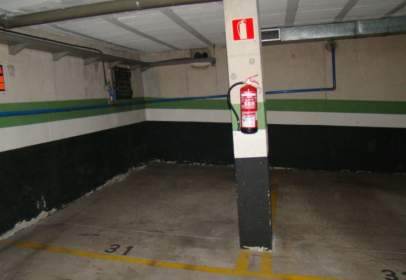 Garatge a Avenida Pintor Felo Monzón, nº 80