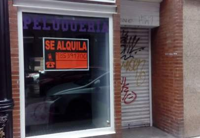 Commercial space in Begoña