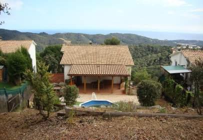 Casa en Sant Cebrià de Vallalta