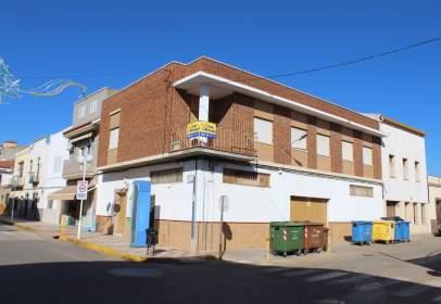 Casa aparellada a calle de la Encarnación, nº 35